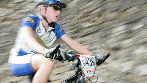 Foto auf Junior Mountainbike Challenge