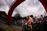 Foto auf Mountainbike Marathon Masters